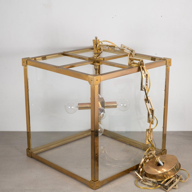 Marlowe 16 Lantern by Remains Lighting-4 Available For Sale 8
