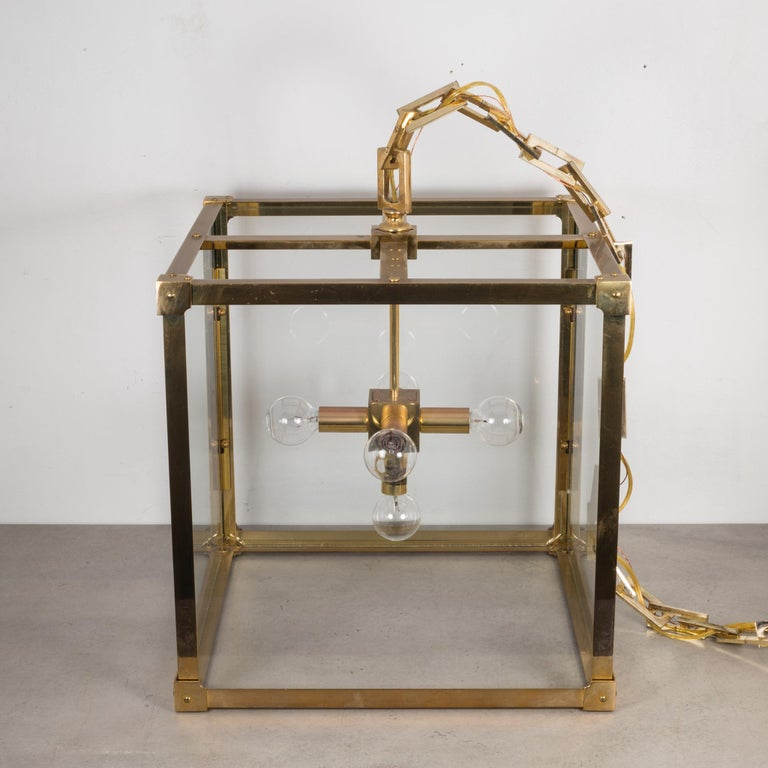 Marlowe 16 Lantern by Remains Lighting-4 Available For Sale 9
