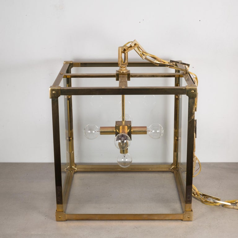 Marlowe 16 Lantern by Remains Lighting-4 Available For Sale 10