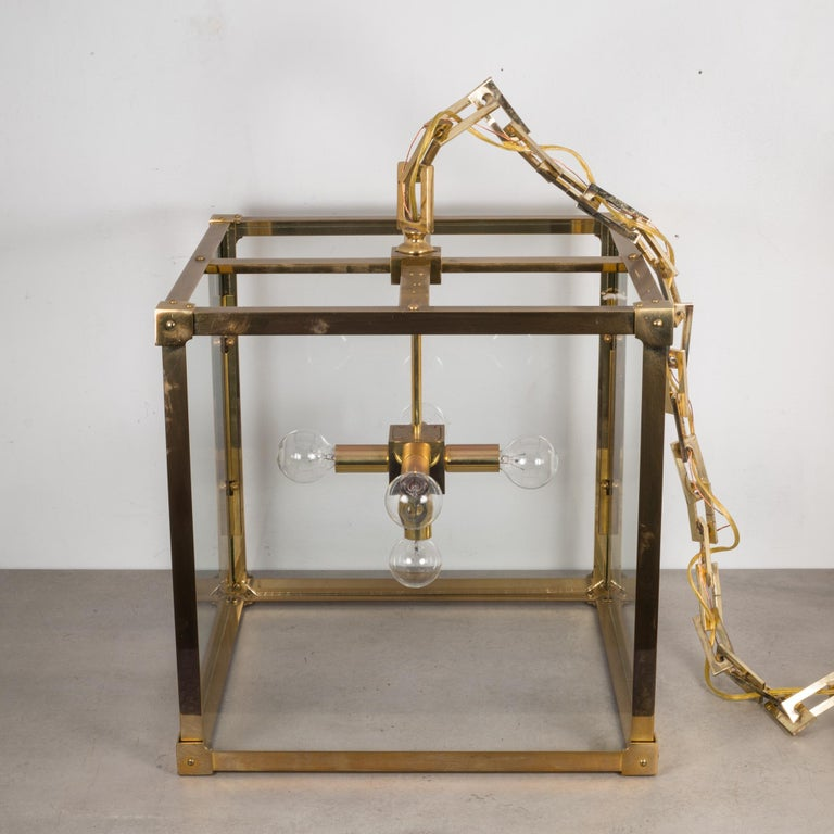 Marlowe 16 Lantern by Remains Lighting-4 Available For Sale 11