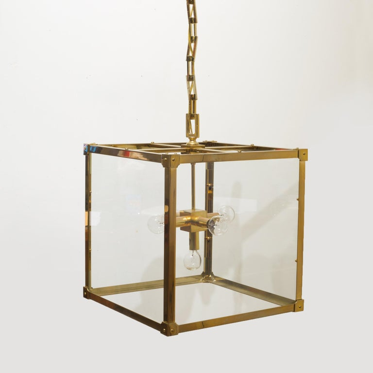 American Marlowe 16 Lantern by Remains Lighting-4 Available For Sale