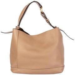 MARNI taupe beige leather Shoulder Bag