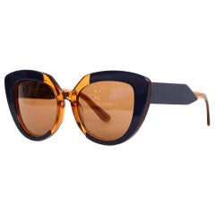 Marni Two-Tone 2019 Prisma Sunglasses