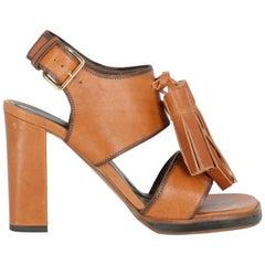 Marni Woman Sandals Brown IT 37