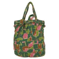 Marni  Women   Shoulder bags  Brown, Green, Pink Cotton