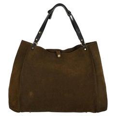 Marni Women  Shoulder bags  Khaki Leather