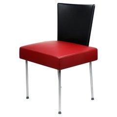 Maroon Calvi Chair by Gijs Papavoine for Montis