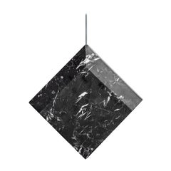 """Marquinia Marble Ceiling Lamp """"Werner Jr."""" in Stock"""