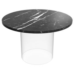 Marquinia Marble Coffee Table, x2 15w Wireless Charger