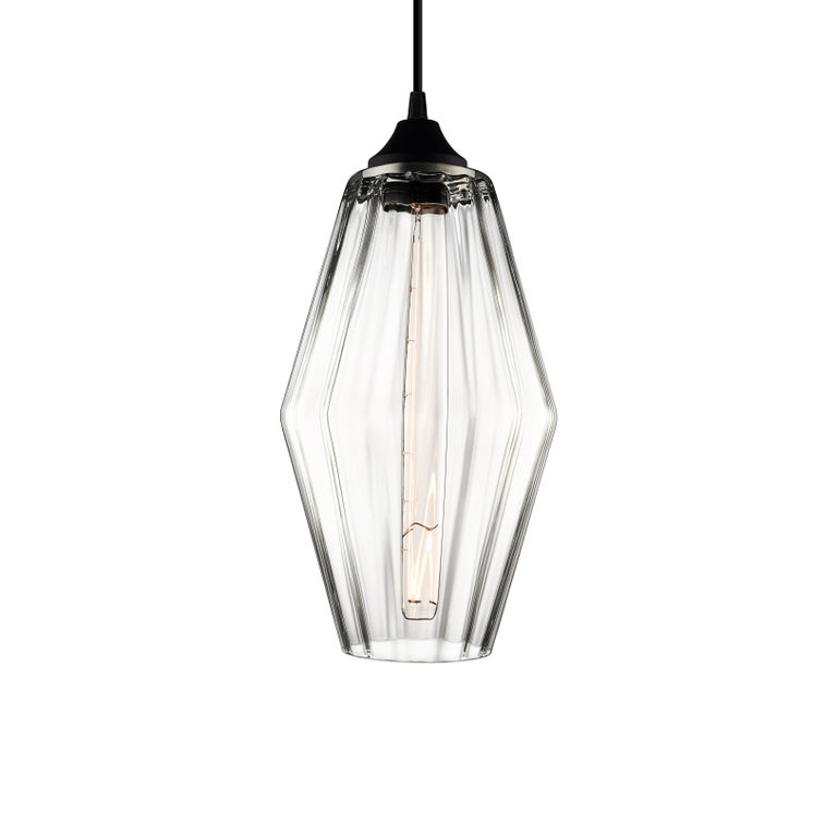 Marquise Crystal Optique Handn Modern Gl Pendant Light Made In The Usa For