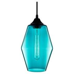 Marquise Petite Condesa Handblown Modern Glass Pendant Light, Made in the USA