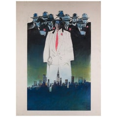 Married to the Mob 1988 Concept Artwork by Vic Fair Film Movie Poster
