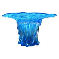 """""""Mars"""" Jellyfish, Murano Glass, Handmade in Italy, Contemporary Design 2020"""