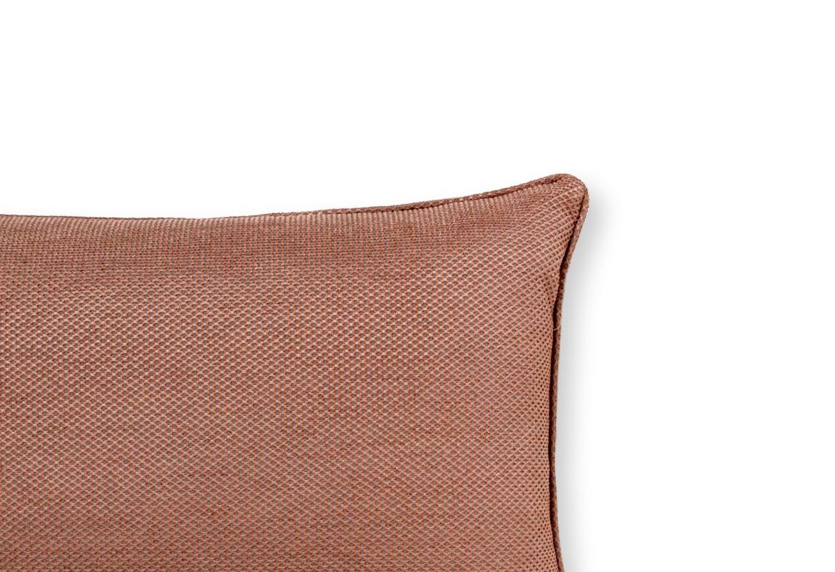 Mars Pillow in Copper Twill For Sale at