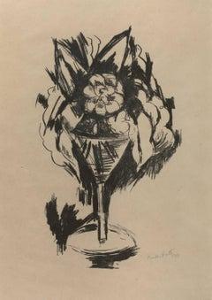 Hartley Berlin Print - Flowers in Goblet #3