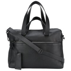 Marsell Black  Leather Vittos Cano Italy