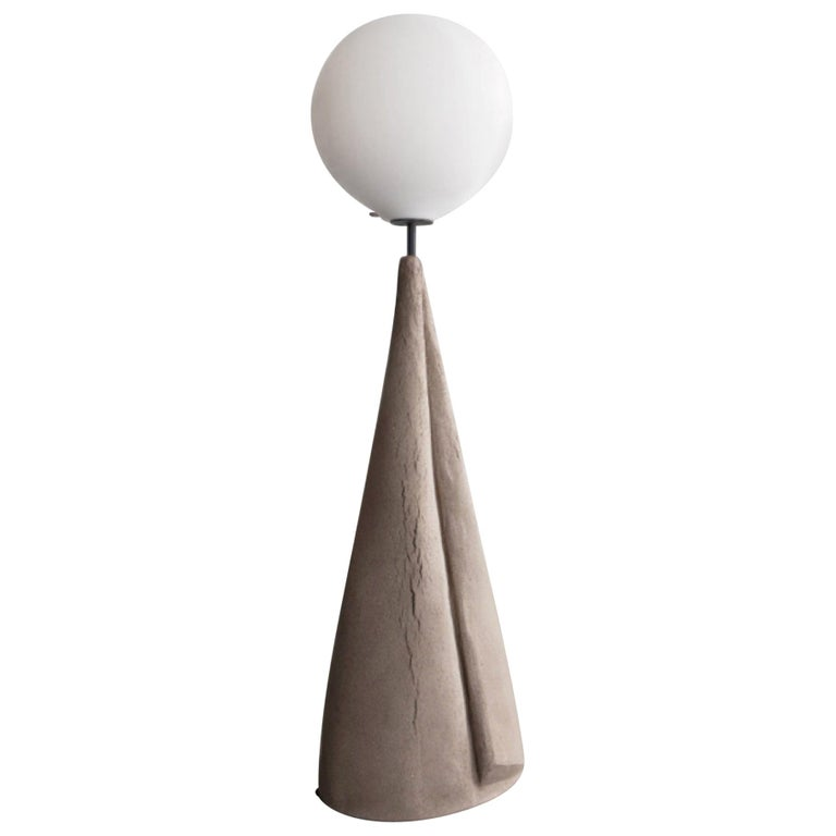 """Marsha"" Floor Lamp Made to Order by Pierre Yovanovitch For Sale"