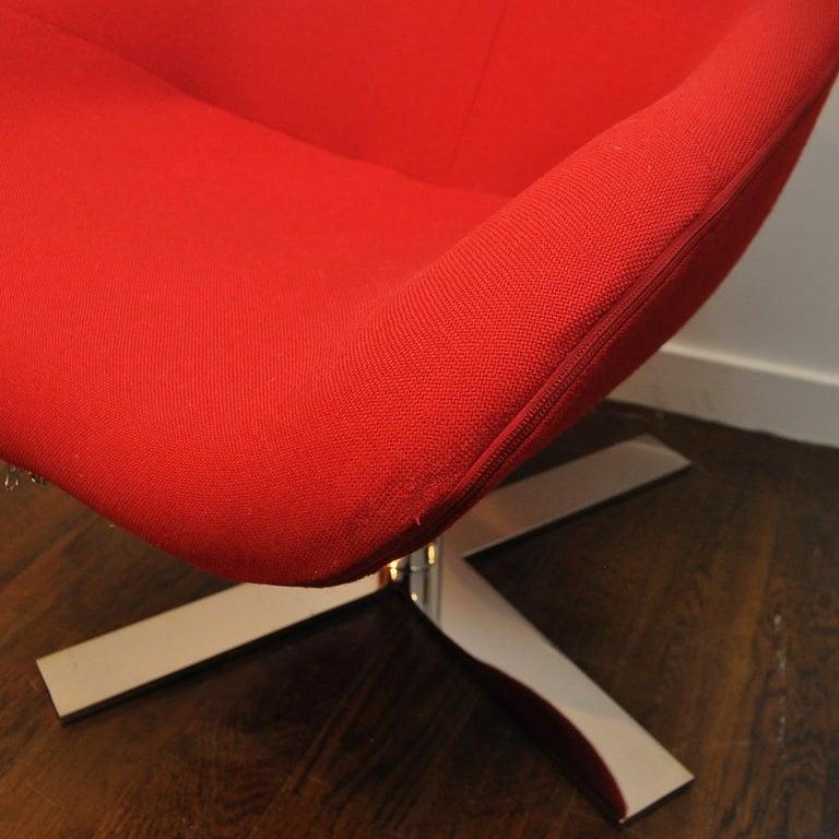 Italian Mart Lounge Chair by Antonio Citterio for B&B Italia For Sale