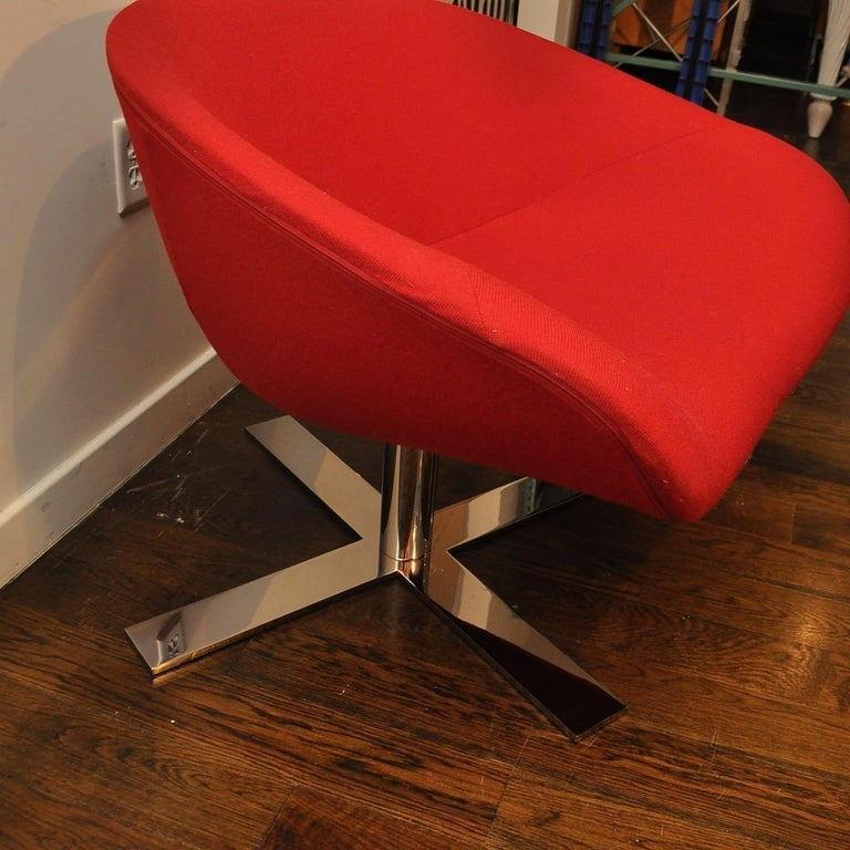 Mart Lounge Chair by Antonio Citterio for B&B Italia In Good Condition For Sale In Darien, CT