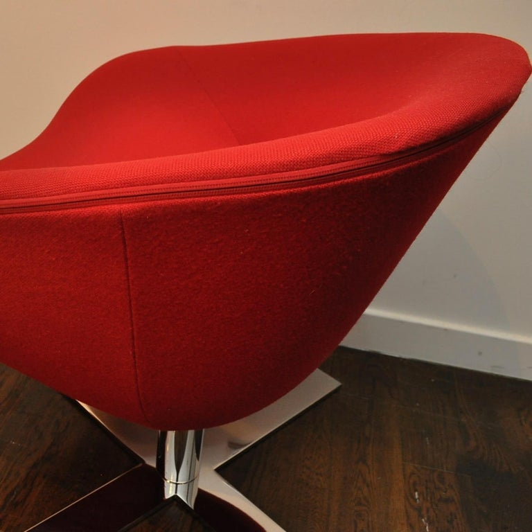 Mart Lounge Chair by Antonio Citterio for B&B Italia For Sale 1