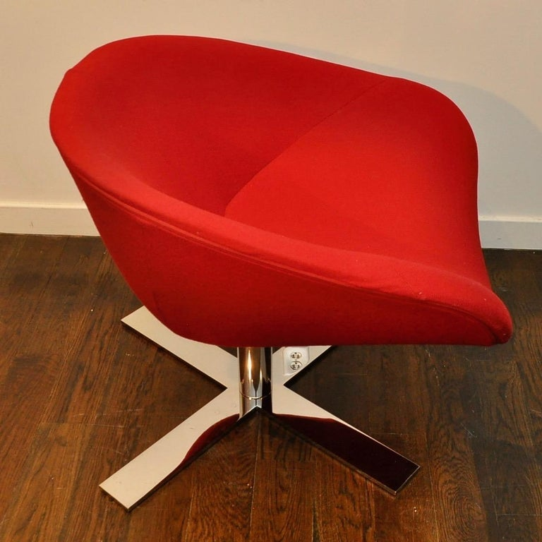 Mart Lounge Chair by Antonio Citterio for B&B Italia For Sale 2