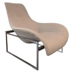 Mart Recliner Chair by Antonio Citterior 4 B&B Italia