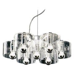 Marta Laudani & Marco Romanelli Suspension Lamp 'Fiore' 423 by Oluce