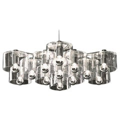 Marta Laudani & Marco Romanelli Suspension Lamp 'Fiore' 433 by Oluce