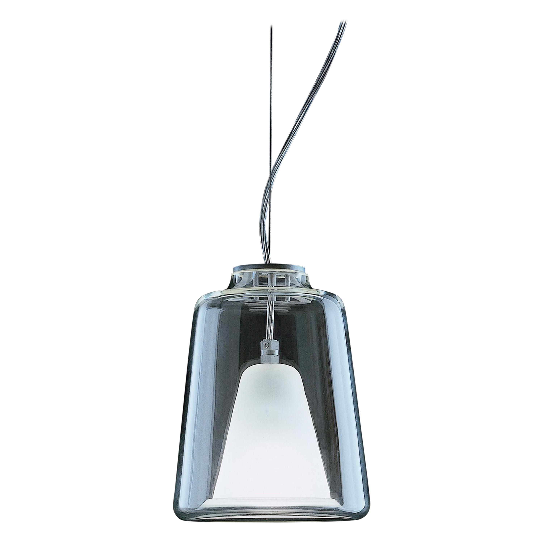 Marta Laudani & Marco Romanelli Suspension Lamp 'Lanterna' by Oluce