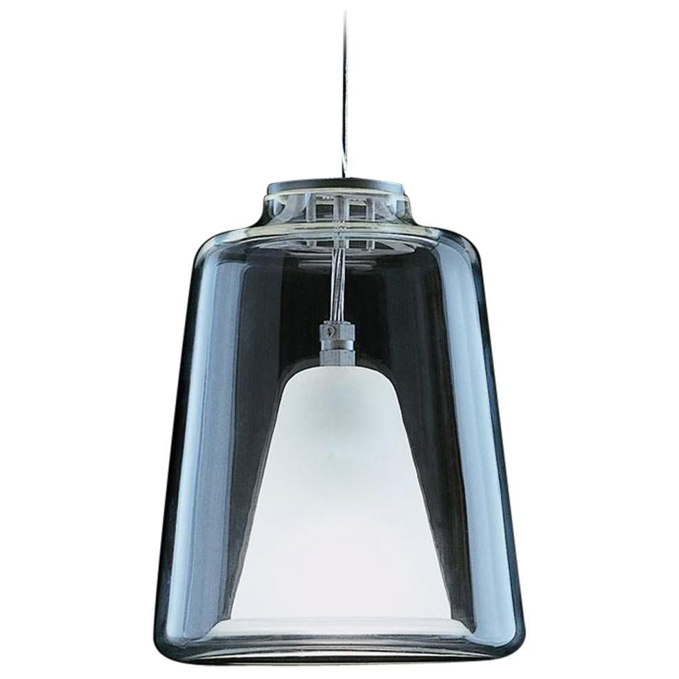 Marta Laudani & Marco Romanelli Suspension Lamp 'Lanternina' by Oluce