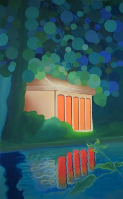 Where everything may happen - XXI century, Figurative painting, Architecture