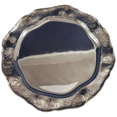 Martele by Gorham Sterling Silver Entree Serving Tray / Dish #9010