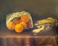 """""""Still life with Oranges and Bananas"""""""
