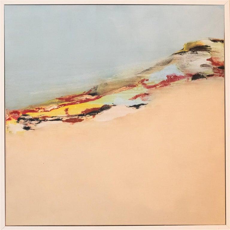 Montauk Point - Framed - Mixed Media Art by Martha McAleer