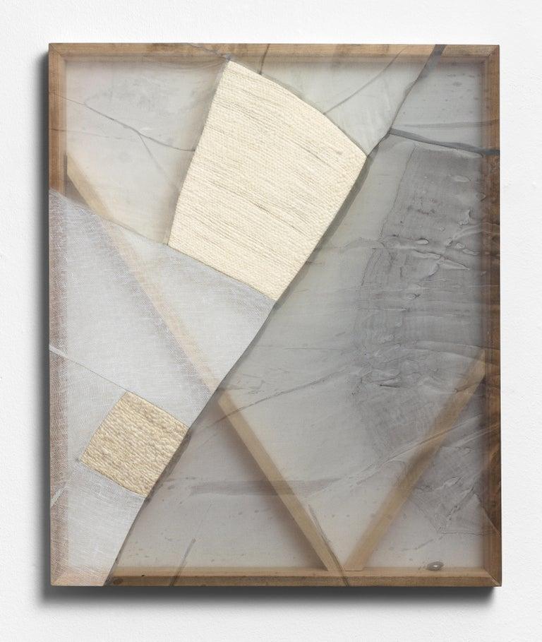 Martha Tuttle Abstract Painting - Ultramarine (1)