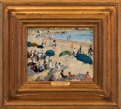 """""""A Line of Beach Umbrellas"""""""