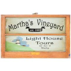 Martha's Vineyard Memorabilia