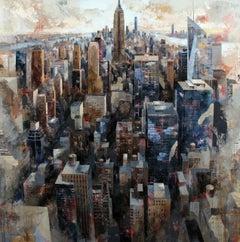 45040 - 21st Century, Contemporary, Figurative Painting