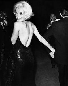 Marilyn Monroe, Looking Back Fine Art Print