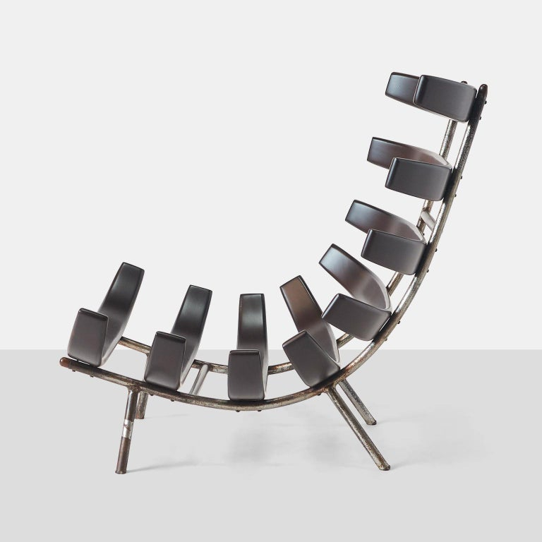 Martin Eisler and Carlo Hauner Costela Chair In Good Condition For Sale In San Francisco, CA