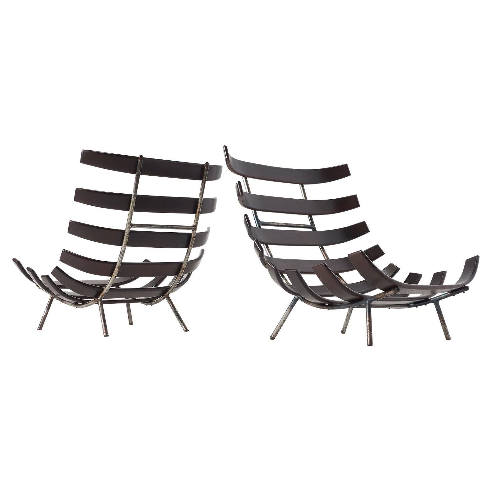 Martin Eisler and Carlo Hauner Costela Chair