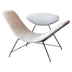 Martin Eisler & Carlo Hauner Reversível Chair, Brazil, 1950s