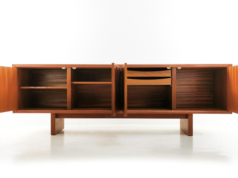 Mid-Century Modern Martin Hall for Gordon Russell Midcentury Marlow Sideboard, 1970s For Sale