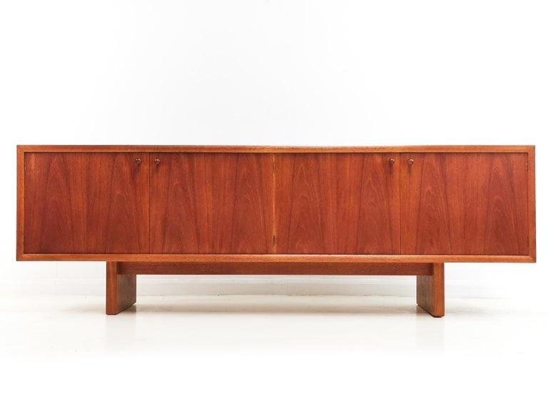 British Martin Hall for Gordon Russell Midcentury Marlow Sideboard, 1970s For Sale