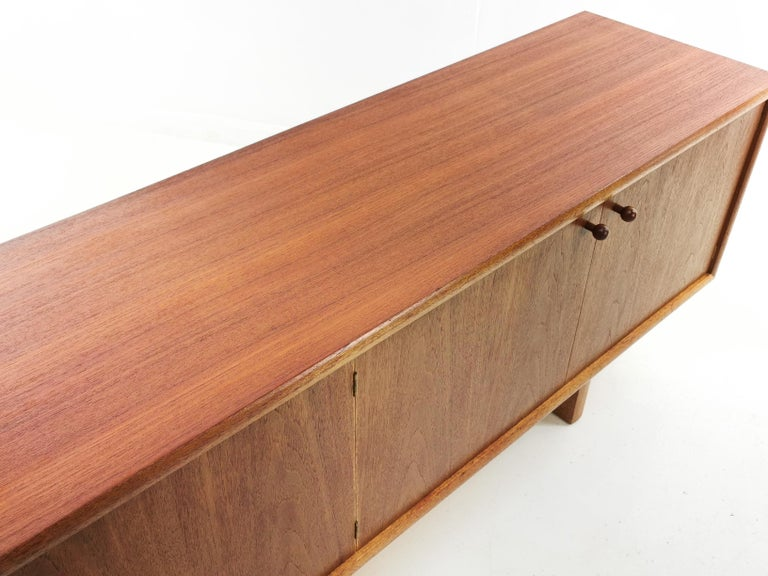 20th Century Martin Hall for Gordon Russell Midcentury Marlow Sideboard, 1970s For Sale