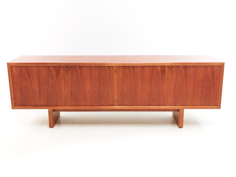 Teak Martin Hall for Gordon Russell Midcentury Marlow Sideboard, 1970s For Sale