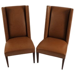 Martin Host Chairs by Hickory Chair