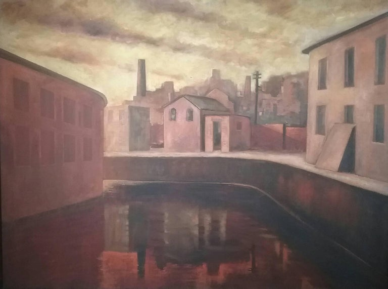 Still Water - Painting by Martin Kane