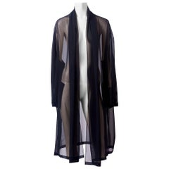 Martin Margiela for Hermès Chiffon Duster