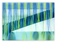 Ink Abstract Drawings and Watercolours